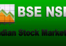 BSE and NSE